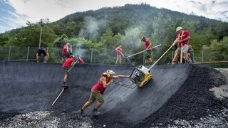 Martigny-Combe construit le premier pump park de Suisse romande