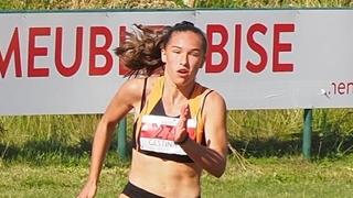 Athlétisme: Soraya Becerra et Manon Berclaz sont jeunes mais courent déjà très vite