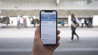 Coronavirus: l'app SwissCovid a perdu plus de 51'000 utilisateurs en deux jours