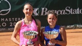 Tennis: Ylena In-Albon, l'été de tous les succès