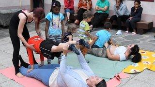 Des vacances permettent à des parents du Valais de retisser des liens avec leur enfant