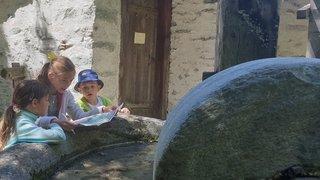 Jeux de piste et chasses au trésor à Martigny et au Pays du St-Bernard