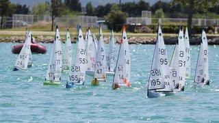 Les voiliers radiocommandés sont de sortie au Rosel à Martigny et au lac de Champex