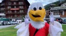 La mascotte de Grächen: un concept sanitaire ludique pour lutter contre le Covid-19