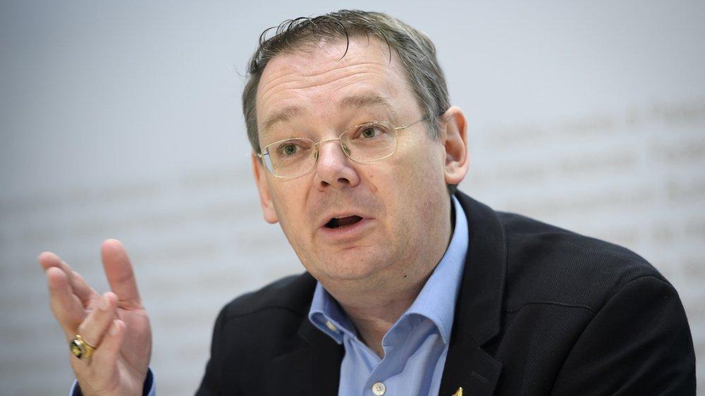 Franz Ruppen est conseiller national, président de parti et président de Naters. S'il est élu, il devra renoncer à ces trois fonctions.
