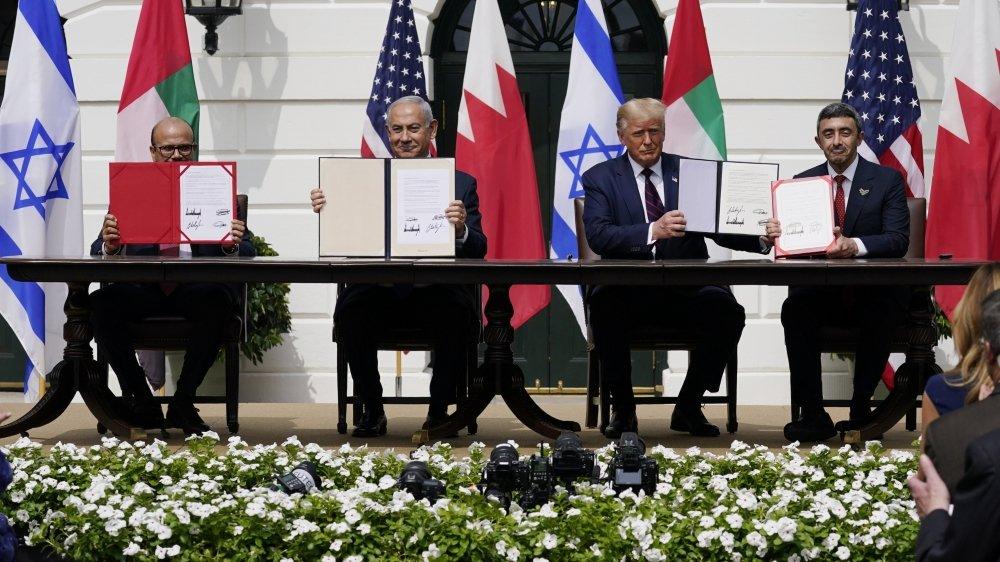 Entente historique signée avec des pays du Golfe