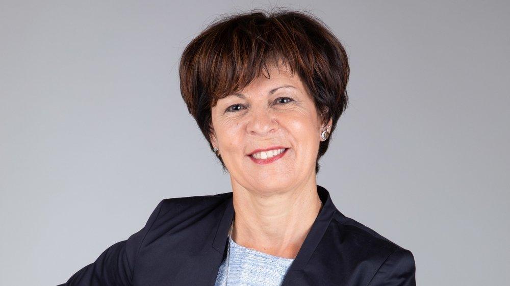 Claudine Michellod, une traîtresse pour les PDC et une opportuniste pour les PLR? Les bistrots ne voient pas les choses ainsi. La transfuge est même citée comme l'une des papables à la présidence de la commune.