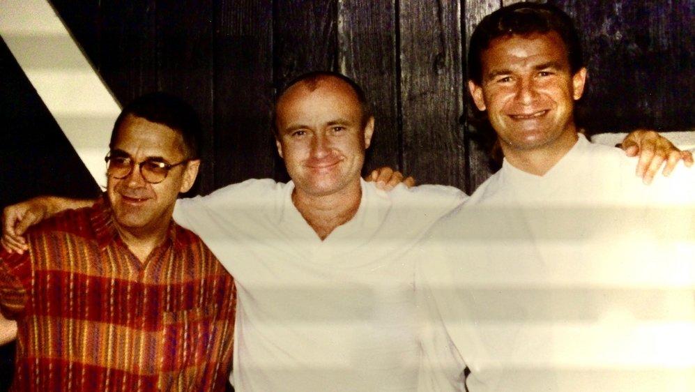 Claude Nobs a notamment amené Phil Collins dans le restaurant massongéroud de Denis Martin.