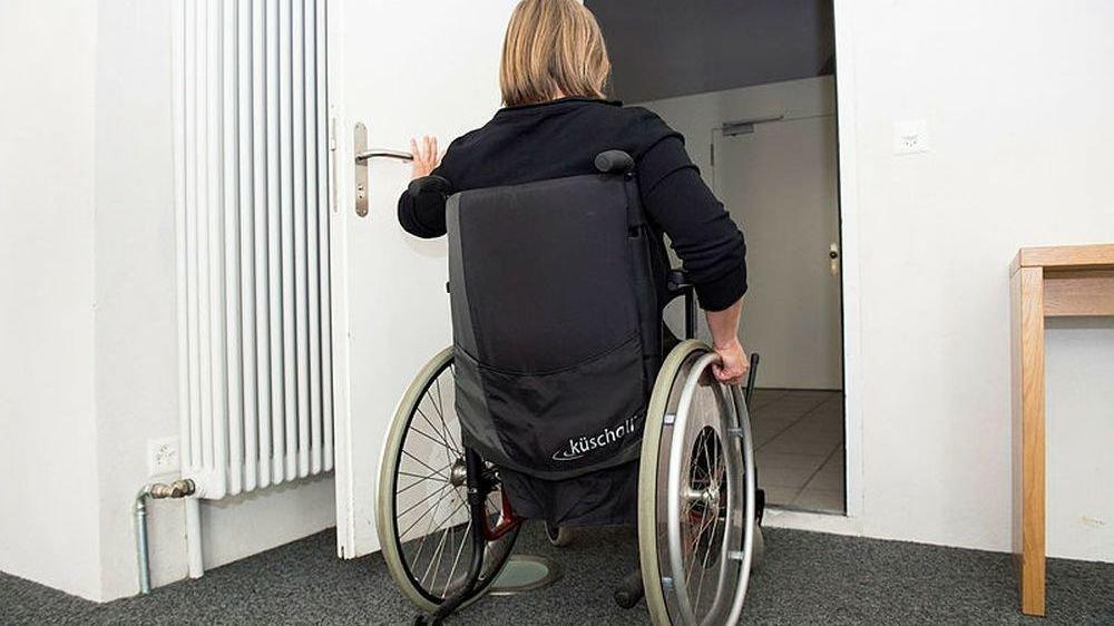 Des milliers de personnes sont en situation de handicap en Valais.