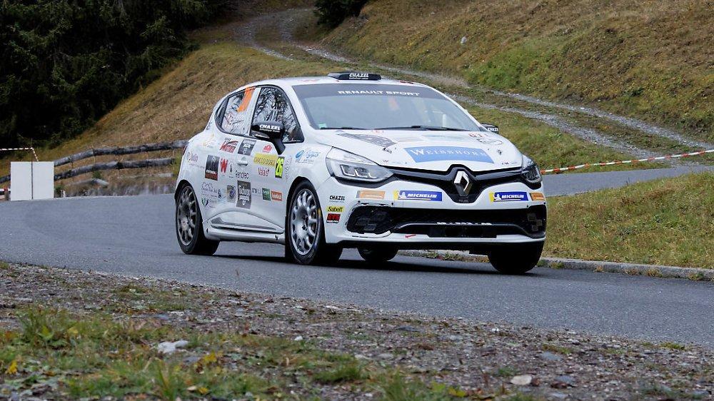 Ismaël Vuistiner et Florine Kummer troquent leur habituelle Clio RS R3T (photo) contre une Clio RSR Rally5 qu'ils étrenneront en compétition ce week-end.