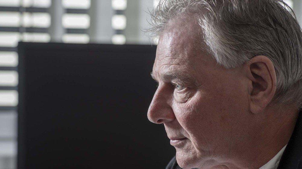 Jacques Melly réserve ses commentaires pour la session de février du Grand Conseil.