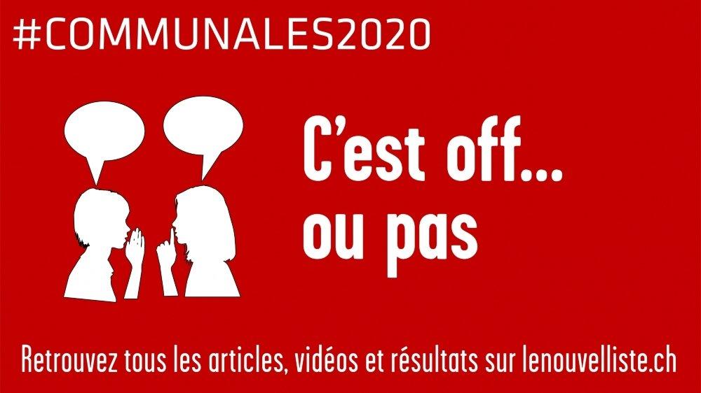 Communales 2020: c'est off… ou pas (1/6)