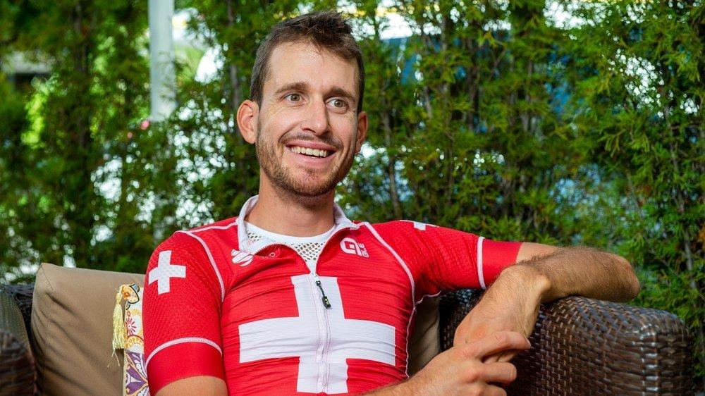 Sébastien Reichenbach est plutôt serein, surtout très bien préparé, avant d'aborder son quatrième Tour de France.