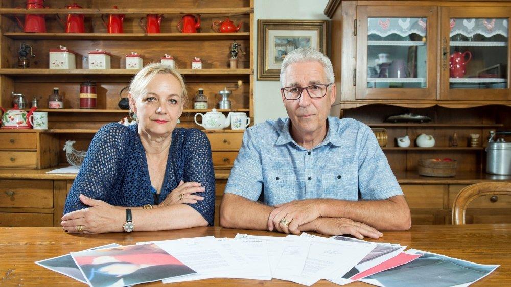Fabienne et Robert Musolla n'ont cessé d'envoyer des lettres recommandées à la direction du home pour se plaindre de dysfonctionnements.