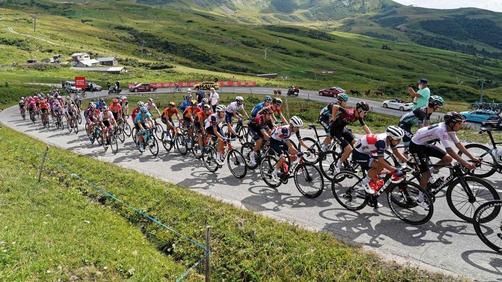 Le Tour de France s'élancera samedi de Nice.