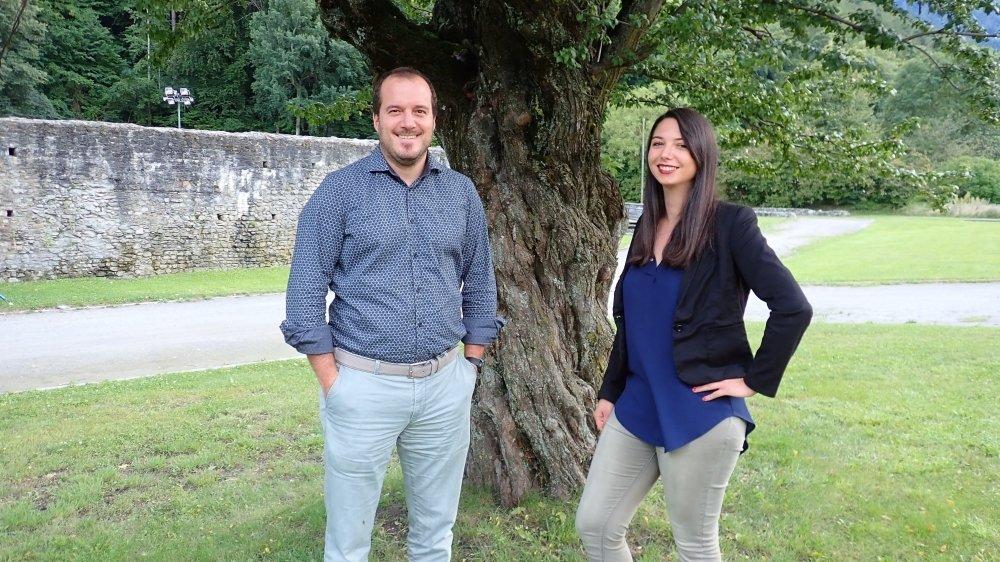 L'UDC présente deux candidats pour les élections communales à l'exécutif de Martigny.