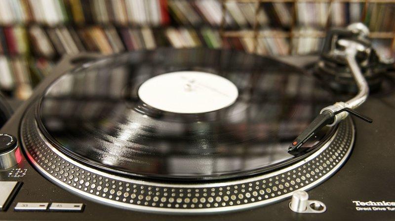 Depuis 2007, les ventes de vinyles sont en croissance en Suisse. (Illustration)