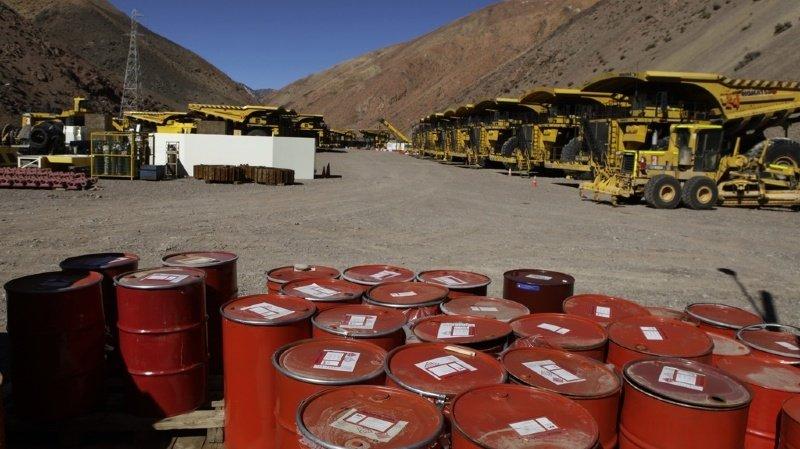 Chili: un tribunal confirme l'abandon du plus grand projet de mine d'or