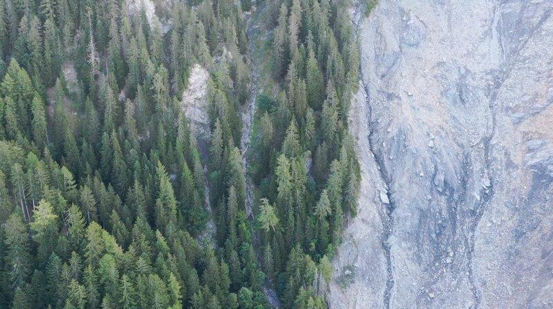 Grisons: un chasseur a fait une chute mortelle de 80 mètres