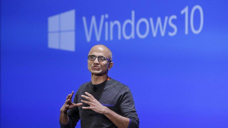 Microsoft a décalé l'arrêt de sa version Windows 10 1803 de six mois à cause de la pandémie (archives).