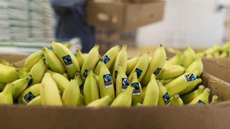 Alimentation: les Suisses ont dépensé 103 francs par an pour des produits équitables