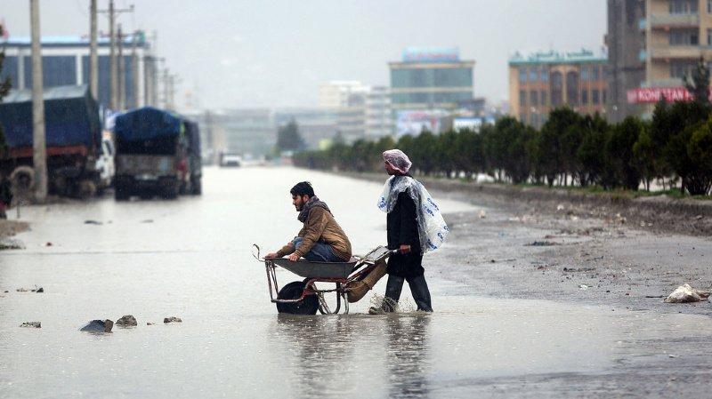 Afghanistan: une ville au nord de Kaboul ravagée par une crue, au moins 100 morts