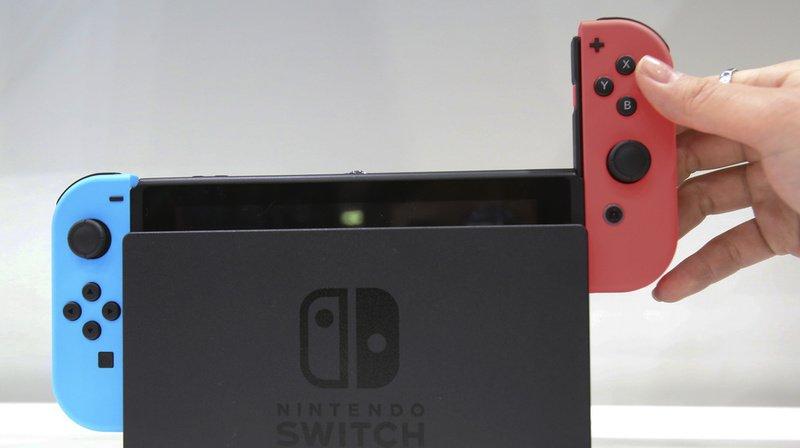 Le problème du Joy-Con est présent depuis la sortie de la Nintendo Switch, en mars 2017. (Archives)