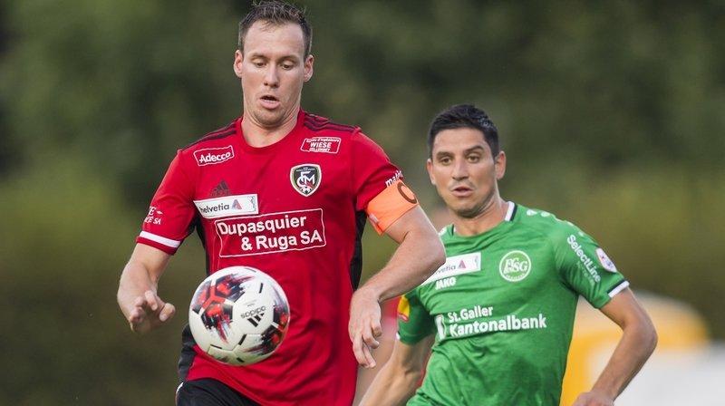Guillaume Baillifard et le FC Monthey aiment la Coupe. La saison dernière, ils avaient affronté le FC Saint-Gall. Samedi, ils ont validé leur sésame pour les seizièmes de finale.