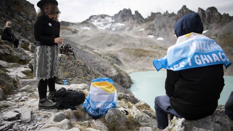 Contre-projet: pour le Conseil fédéral, l'initiative pour les glaciers va trop loin
