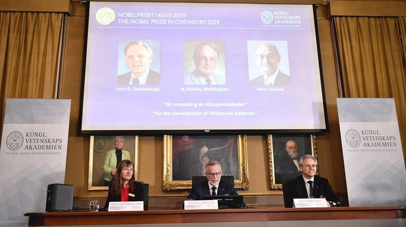Les Nobel 2020 ne recevront pas leur prix à Stockholm. (Archives)