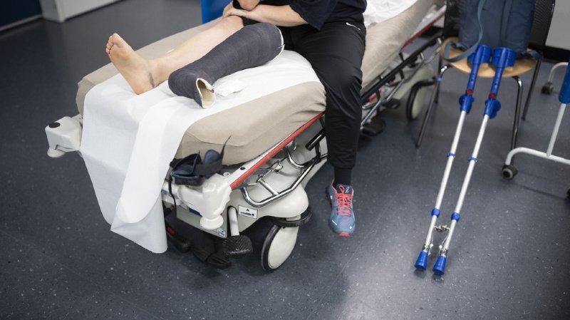 Augmentation des accidents au travail et durant les loisirs en 2019