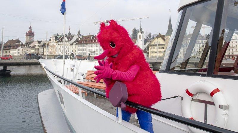 Le goût est amer pour la mascotte Wuli et les organisateur de l'Universiade d'hiver 2021 qui devait se tenir en Suisse centrale en janvier.