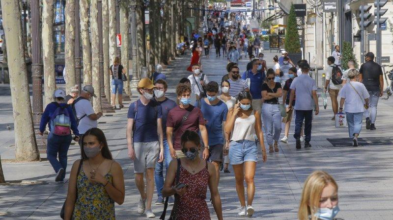 Coronavirus: comment l'épidémie progresse chez nos voisins