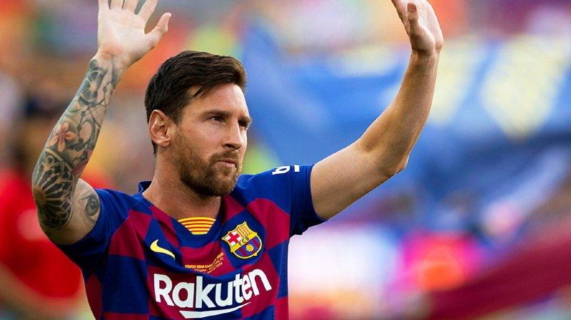 Football – FC Barcelone: «Il veut partir!»: Messi laisse la presse sportive abasourdie