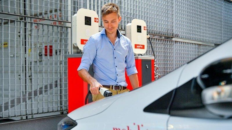 Automobile: l'entreprise d'autopartage Mobility vise une transition électrique pour 2030