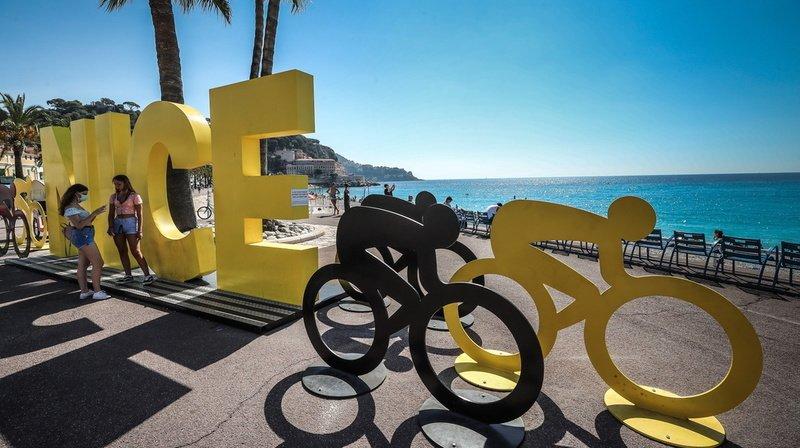 Cyclisme – Tour de France: «quasi huis clos» pour le départ samedi à Nice