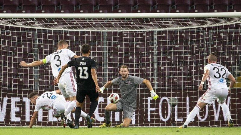Football - Europa League: Servette affrontera Reims et Bâle les Croates du NK Osikek