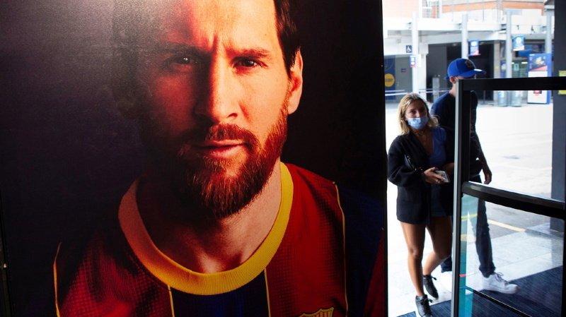 Football - FC Barcelone: la saga Messi prend de la vitesse après son absence de l'entraînement de reprise