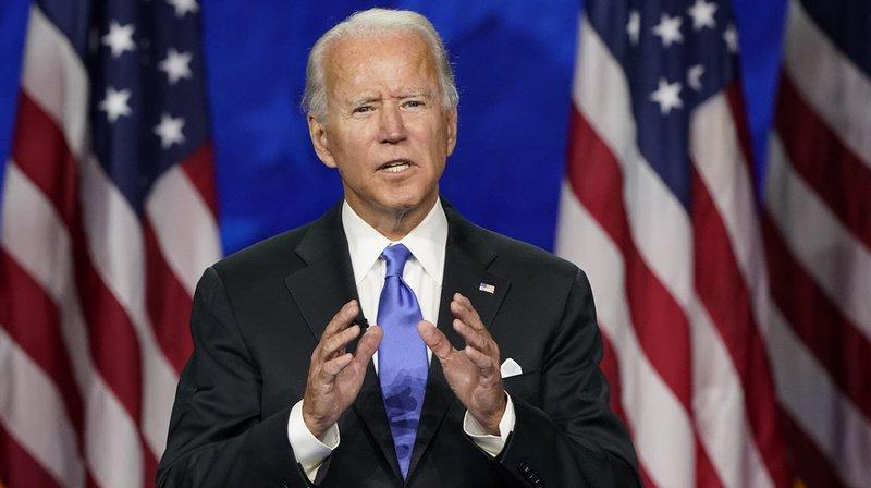 Présidentielle américaine: Biden accuse Trump d'avoir «fomenté» la violence dans les villes
