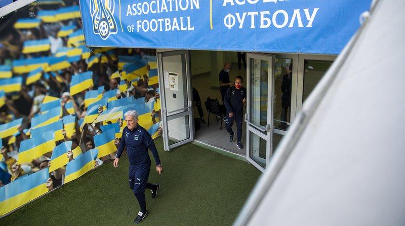 Football: Petkovic aligne une équipe de Suisse offensive pour affronter l'Ukraine