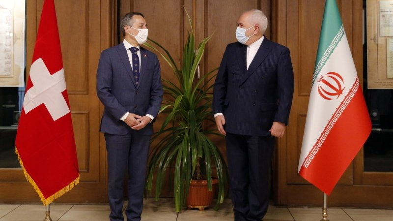 Iran-Suisse: Cassis salue une «discussion fructueuse»