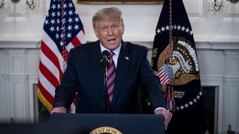 Si la campagne se déroulait uniquement sur le web, les trois scientifiques de Neuchâtel et Berne prédiraient une nouvelle victoire de Donald Trump.