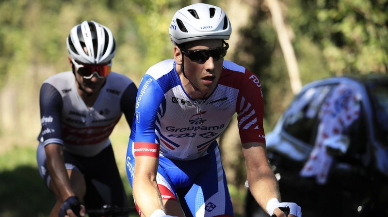 Cyclisme – Tour de France: le Suisse Stefan Küng abandonne