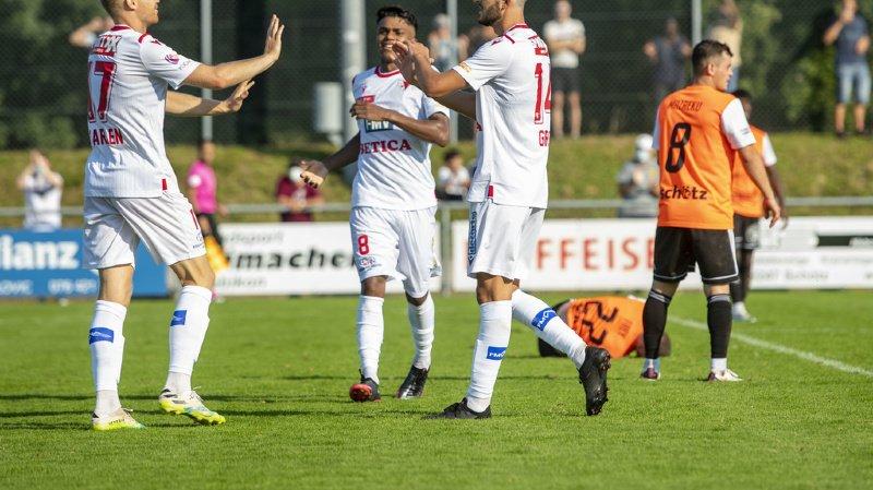 Coupe de Suisse: Sion s'impose sans briller et Lausanne a eu chaud contre Nyon