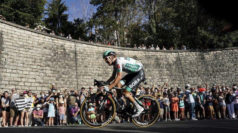 Kämna vainqueur en solitaire — Tour de France