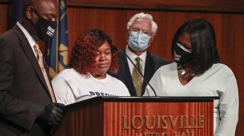 Etats-Unis: la famille de Breonna Taylor obtient un dédommagement de 12 millions de dollars