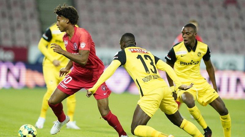 Football – Ligue des champions: Young Boys sort par la petite porte