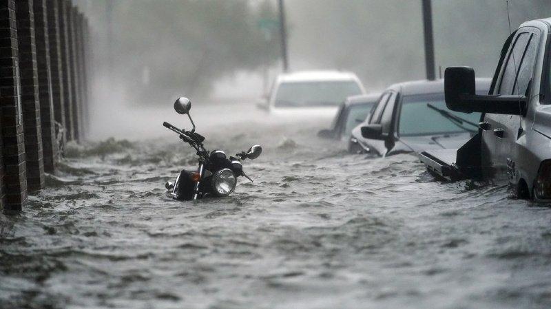 Intempéries: l'ouragan Sally s'abat sur les Etats-Unis et ravage le Sud