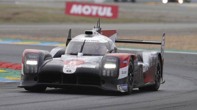 24 Heures du Mans: troisième succès consécutif pour Buemi