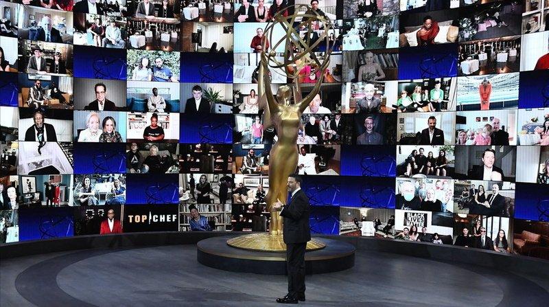 Télévision: la série «Watchmen» triomphe aux Emmy Awards lors d'une cérémonie virtuelle